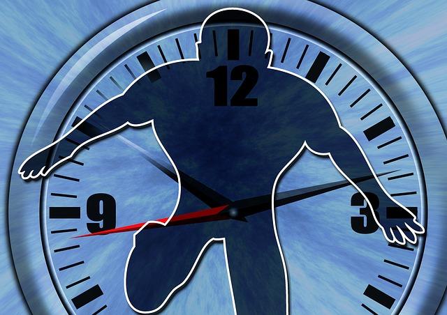転職活動する時間がない!時間がなくても転職先を決める6つのポイント